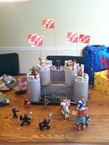 Medieval Castle Birthday