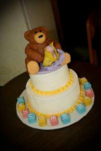 Teddy Baby Shower
